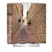 Italian Steps Shower Curtain