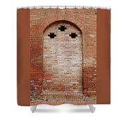Italy - Door Fourteen Shower Curtain