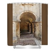 Italy - Door Sixteen Shower Curtain