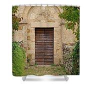 Italy - Door Twenty Five Shower Curtain