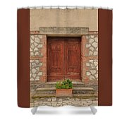Italy Door - Twenty Six  Shower Curtain
