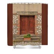 Italy Door - Twenty Six  Shower Curtain
