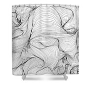 itn Shower Curtain