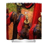 It's A Guy Thing Shower Curtain