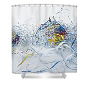 It's A New Day 05 Shower Curtain