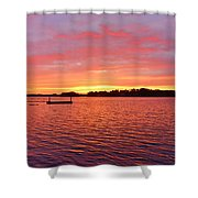 It's A New Day Shower Curtain