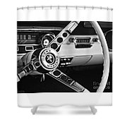 It's A Stang Thing Shower Curtain