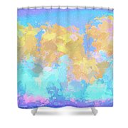 It's A Sunny Day  Shower Curtain