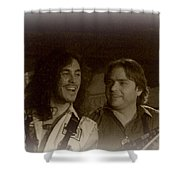 It's All Rock And Roll Shower Curtain
