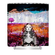 It's Always About Alice Shower Curtain