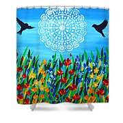 It's Always Been You Shower Curtain