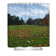 It's Amazing Out There Shower Curtain