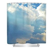 It's Clouds Illusions I Recall 1 Shower Curtain