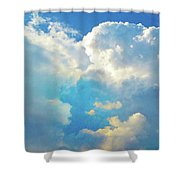 It's Clouds Illusions I Recall 2 Shower Curtain