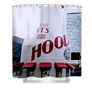 It's Hood Shower Curtain