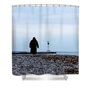 Its Not Russia Its Grand Bend Shower Curtain