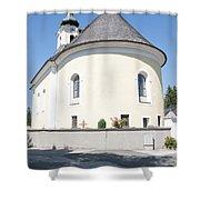 Itter, Tirol, Austria  Shower Curtain