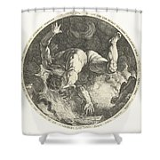 Ixion Shower Curtain