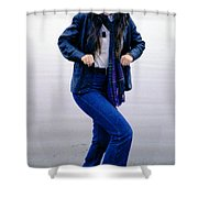 J. R. Shower Curtain