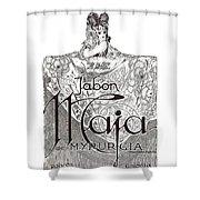 Jabon Shower Curtain