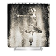 Jack Be Quick Shower Curtain