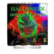 Jack Is Back Hhn 25 Poster Art B Shower Curtain
