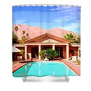 Jack Warner Estate Shower Curtain