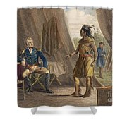 Jackson & Weatherford Shower Curtain