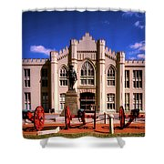 Jackson Arch - V M I Shower Curtain