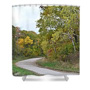 Jackson Avenue Shower Curtain