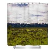 Jackson Hole Shower Curtain