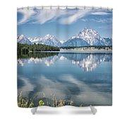 Jackson Lake 80 Shower Curtain
