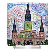 Jackson Square - Nola Shower Curtain