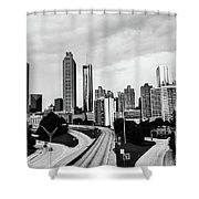 Atl  Shower Curtain