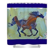 Jacob's Inspiration Shower Curtain by Candace Shrope