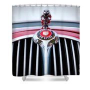 Jaguar Mark 2 Shower Curtain