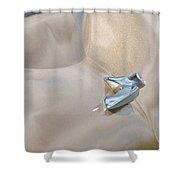 Jaguar Sparkle Shower Curtain