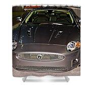 Jaguar Xk No 1 Shower Curtain