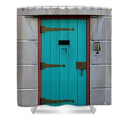 Jail For Sale Shower Curtain