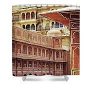 Jaipur City Palace Shower Curtain