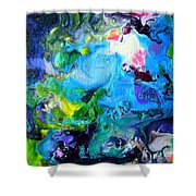 Jamaica Nights Shower Curtain