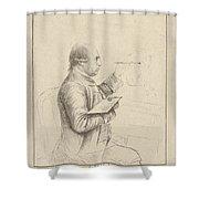 James Bretherton Shower Curtain
