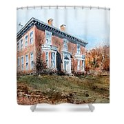 James Mcleaster House Shower Curtain