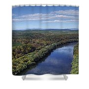 James River State Park Shower Curtain