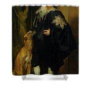 James Stuart - Duke Of Richmond And Lennox                       Shower Curtain