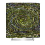 Janca Abstract #6731eca1b Shower Curtain