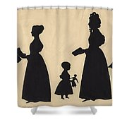 Jane Anderson Esther Ainslie Helena Anderson Mrs Arkley Charles Atherton Shower Curtain