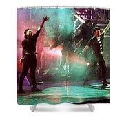 Janet Jackson 90-2383 Shower Curtain