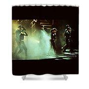 Janet Jackson 90-2387 Shower Curtain