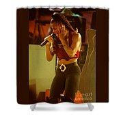Janet Jackson 94-2996 Shower Curtain